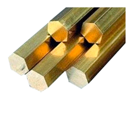 BRONCE DULCE / ASTM 455 (BARRA HEXAGONAL)